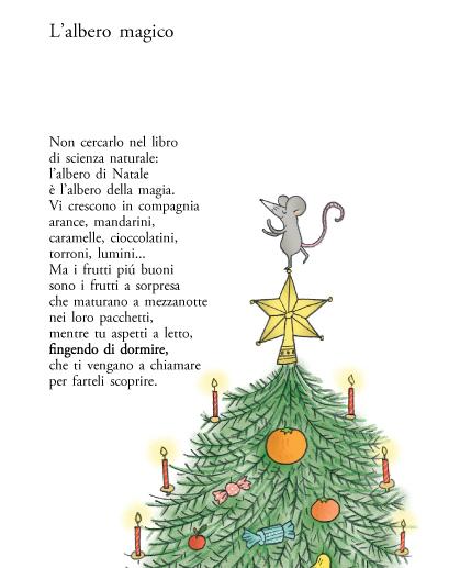 Poesia Natale Rodari.Poesie Gallery L Albero Magico Poesia